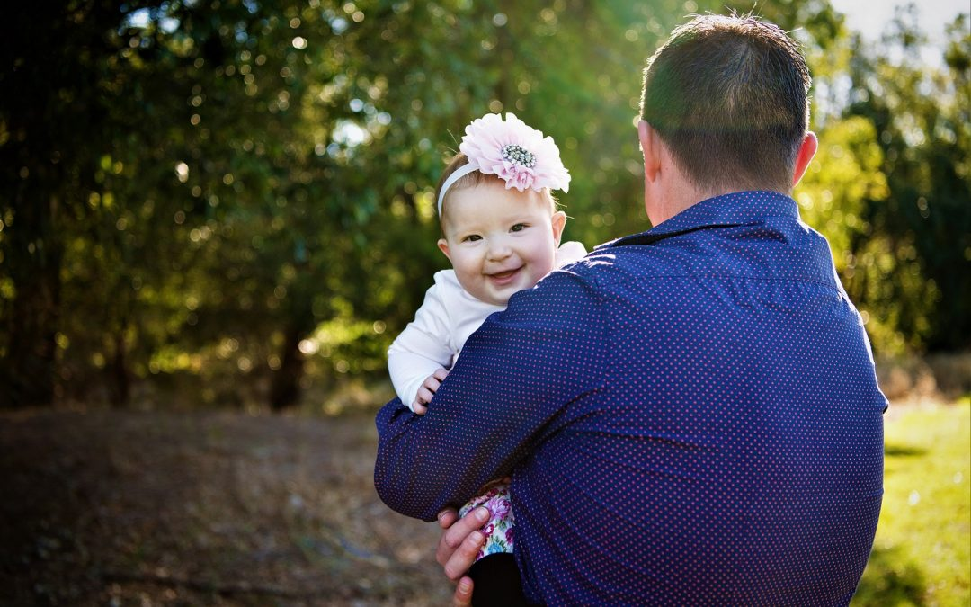DIY Father's Day photo ideas