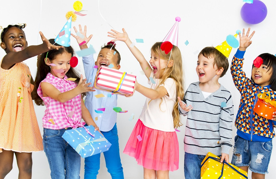 Unique kids party themes done the stress-free way