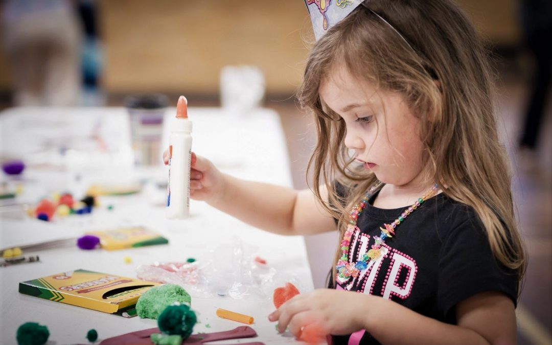 Fun activities for kids: How to beat the boredom with arts and crafts