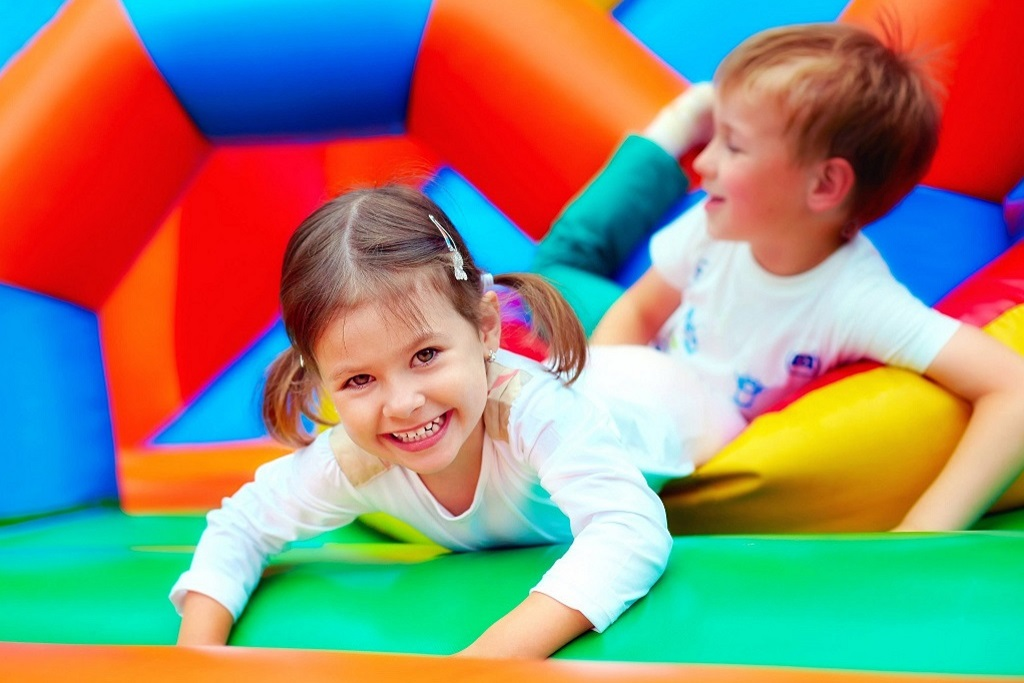 With children's workshops and a bunch of thrilling inflatable slides, obstacle courses and games, there is something for children of all ages.