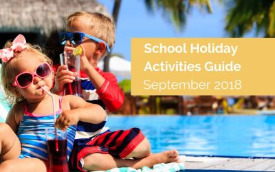 School Holiday Activities Guide September 2018